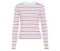 Langarmshirt 'Pixie' blau / rot / weiß