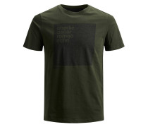 T-Shirt dunkelgrün