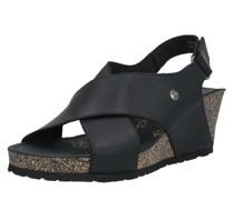 Sandale 'Valeska' schwarz