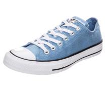 Sneaker 'All Star OX' royalblau / weiß