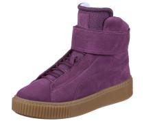 Sneaker 'Platform Mid OW W' dunkellila