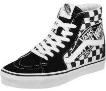 Sneaker 'sk8-Hi' schwarz / weiß