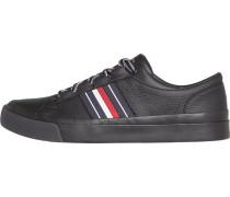 Sneaker navy / rot / schwarz / weiß