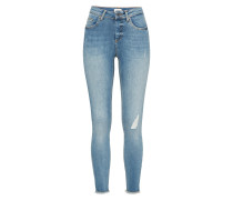 Jeans 'blush' blue denim
