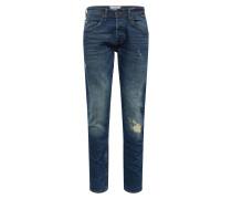 Jeans 'Twister Slim Straight' blue denim