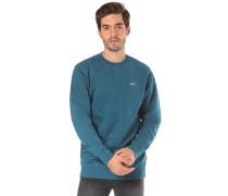 Sweatshirt 'Basic Crew' blau