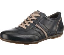 Sneaker 'Bacco' kobaltblau / puder