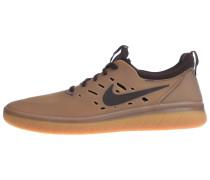 Sneaker 'Nyjah Free' camel / braun