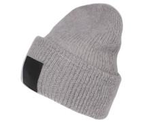 Mütze grau
