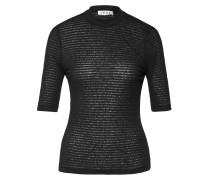 T-Shirt 'Jamia' schwarz