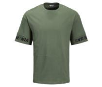 Box Fit T-Shirt oliv