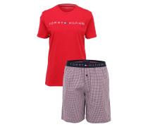 Pyjama-Set 'gingham'