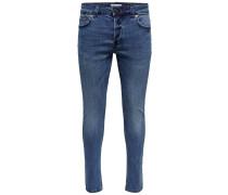 Jeans 'Spun' blue denim