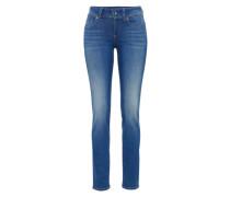 'Midge Saddle' Regular Fit Jeans blau