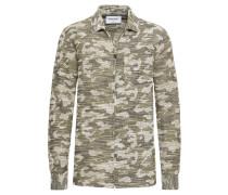 Hemd 'elias Shirt' khaki