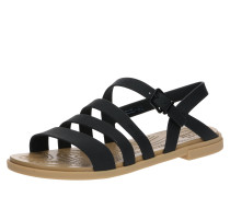 Sandale 'Tulum Sandal W' braun / schwarz