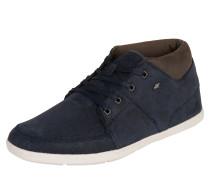 Sneaker 'Cluff' navy / braun