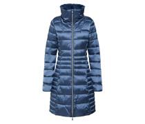 Mantel 'cappotto' blau