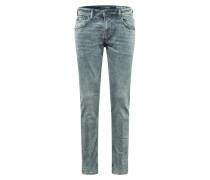 Jeans 'slim PI' grey denim