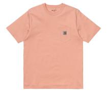 T-Shirt pastellorange