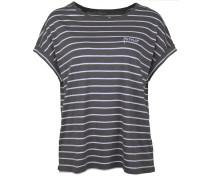 T-Shirt Slub Stripe Boxy Forever