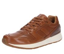 Sneaker 'train 100' braun