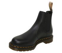 Chelsea-Boots aus veganem Leder