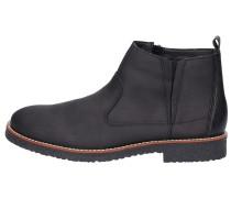 Chelsea-Boots schwarz