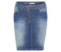 Rock 'skirt' blue denim