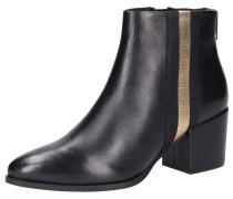Ankle Boots 'Nanny' gold / schwarz