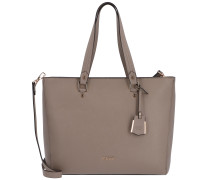 Schultertasche 'Isola' taupe