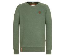 Sweatshirt 'First Blood VI' grasgrün