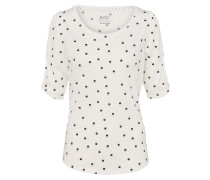 T-Shirt 'knot Tee' offwhite