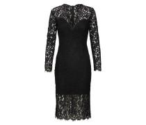 Kleid 'midnight Lace Dress' schwarz