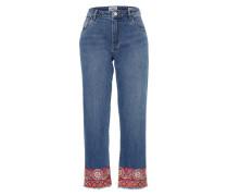 Regular Fit Jeans 'chad' blau