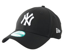Cap '9Forty League Basic' schwarz / weiß