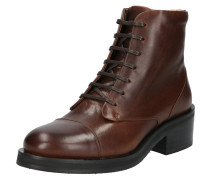 Stiefel 'District Lace Up' braun