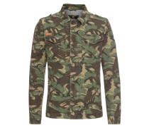 Übergangsjacke 'rookie Deck Jacket' khaki