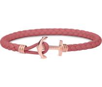 Armband rosegold / himbeer