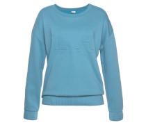 Sweater 'Like a Feather' himmelblau