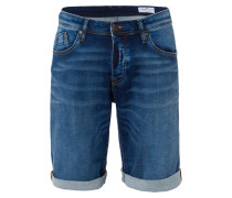 Jeansshorts 'Leom' blue denim