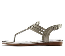 Sandale dunkelgrau