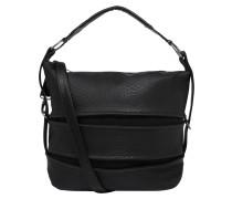 Handtasche 'Riverside' schwarz