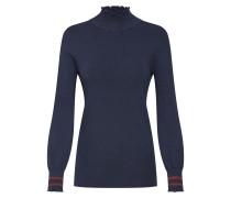 Pullover 'Numehira LS' blau