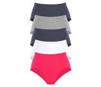 Slip blau / grau / rot / weiß