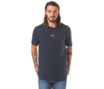 'Bark New' T-Shirt blue denim