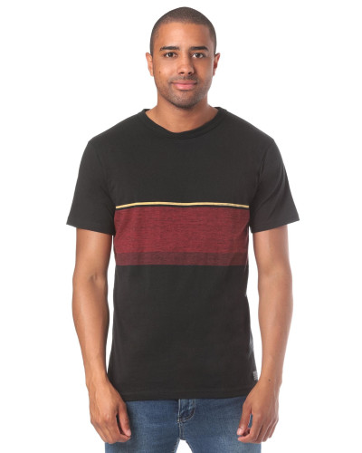 Yarn Dyed Stripe T-Shirt