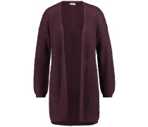 Strickjacke merlot