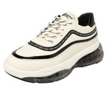 Sneaker 'Bubbly' schwarz / weiß / offwhite