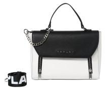 Tasche 'Handbag' schwarz / weiß